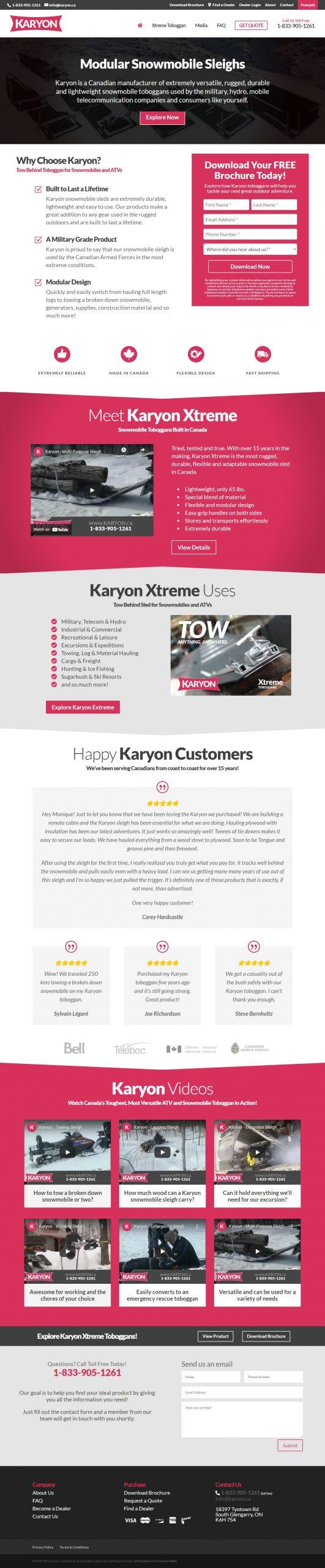 Website Designer Cornwall