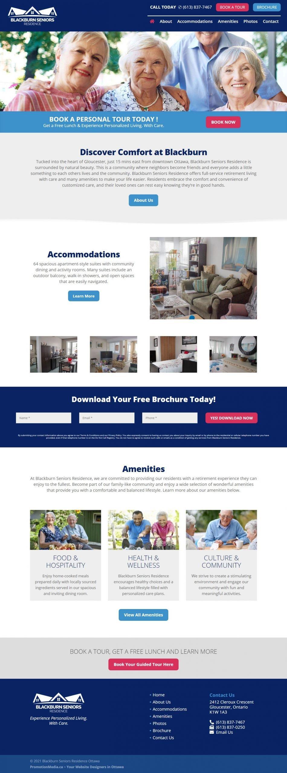 Website Designers Ottawa